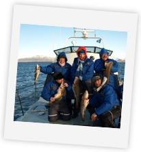 Deep Sea Fishing Stag Do