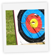 Archery Stag Do
