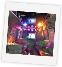 Party Bus Stag Do