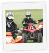Quad biking Stag Do