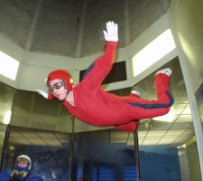 Indoor Skydiving Stag Do