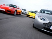 Supercar Track Day Stag Do