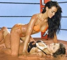 Mud Wrestling Stag Do