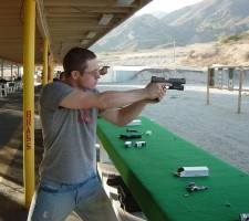 Fire Arms Shooting Stag Do