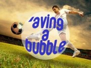 Blackpool Aving a Bubble Stag Weekend Package