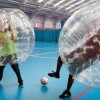 Bristol Bubble Football & Eating Challenge Stag Weekend Package