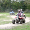 Bournemouth Quad Biking Stag Do One Nighter Package