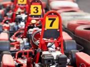 Edinburgh Karts Petrol Heads Stag Do Package