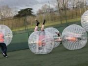 Newcastle Bubble Football Stag Do