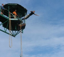 Bungee Jumping Stag Do