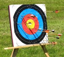 Archery Stag Do