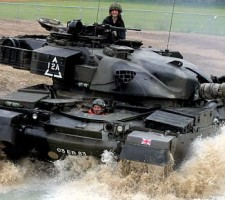 Tank Driving Stag Do