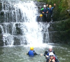 Gorge Walking Stag Do