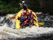 Edinburgh Ride the Rapids Stag Weekend Package