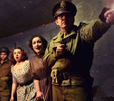 London Zombie Stag Do Package – 1940 Blitz