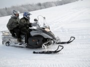 Riga Snowmobile Adventure Stag Weekend Package