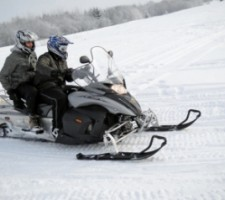 Snowmobile Stag Do