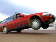 Stunt Driving Stag Do