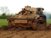 Tank Driving Experience Stag Do