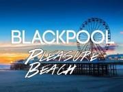 Blackpool Pleasure Beach Fun Stag Weekend Package