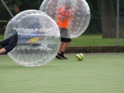 Bournemouth Bubble Football & Comedy Stag Two Nighter