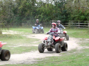Birmingham Quad Biking Stag Do One Nighter Package