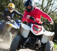 Bristol Petrol Heads & Calamity Clays Two Night Stag Do Package