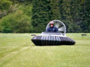 Edinburgh Clays and Hovercrafts Stag Do Package