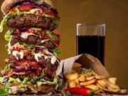 Brighton Man vs Food Stag Challenge