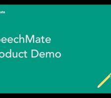 SpeechMate Product Demo