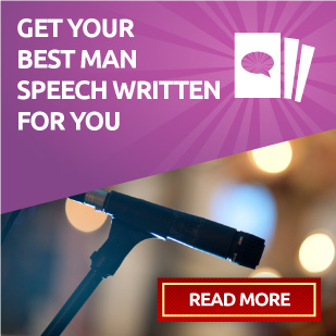 Professional Best Man Speech Writers