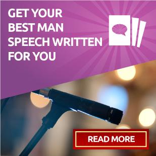 Best Man Speech Jokes and one liners