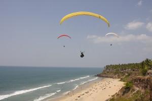 Benidorm Stag Do Ideas: Paragliding