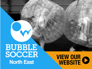 Bubble Soccer North East
