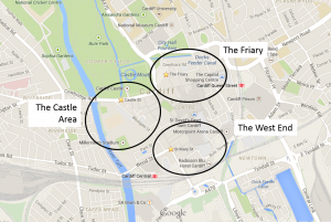 Cardiff stag do ideas where to go