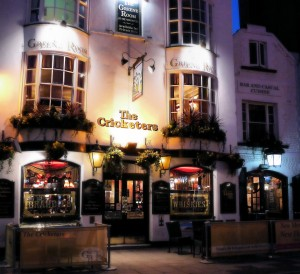 Brighton Stag Do Ideas - The Cricketers
