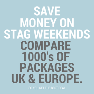 Compare stag do prices