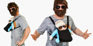 The Hangover Stag Costume