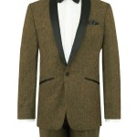 Autumn wedding suits