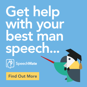 Get help with your best man speech